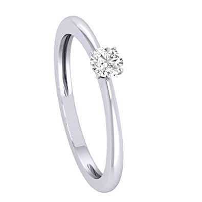 Buy Diamond Farm 0 5 carat Gold and Diamond Solitaire Ring line