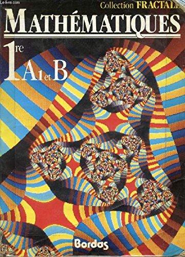 Mathematiques première ab (1991) 022796