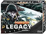 Pandemic Legacy Season 2 Board Game - Black