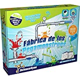 Science4you Fabrica de los pegamonstruos - Juguete científico y educativo