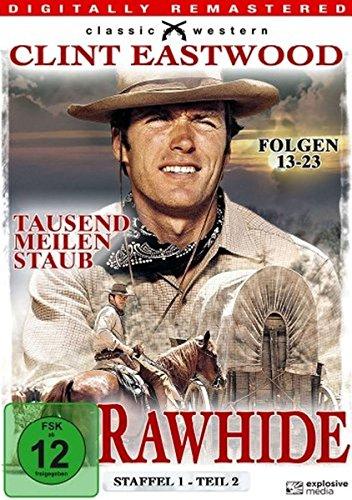 Tausend Meilen Staub - Season 2.2 (4 DVDs)