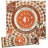 Pulsin Kids Orange Choc Chip Bars, 1.289 kg,  12 x 5 Pack