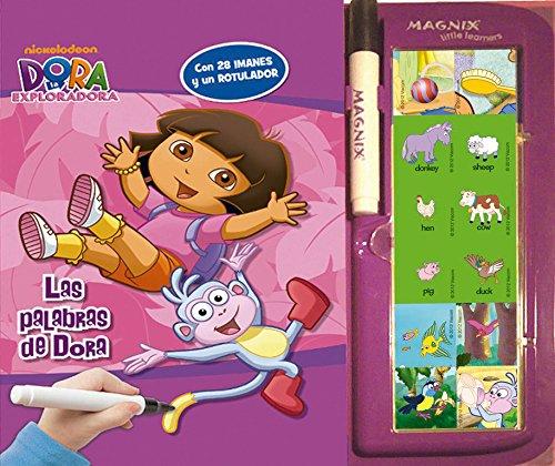 Las palabras de Dora (Dora la exploradora. Libro regalo) por Nickelodeon Nickelodeon