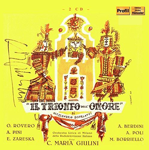 Scarlatti, Alessandro : Il Trionfo Dell'Onore