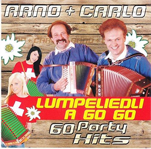 Preisvergleich Produktbild Lumpeliedli À Go Go - 60 Party Hits