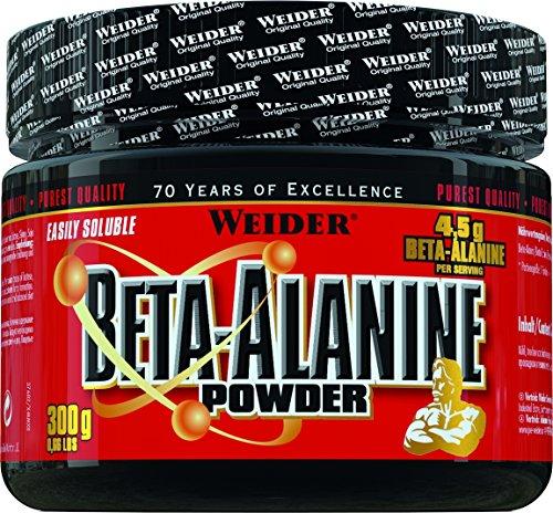 Weider, Beta Alanine Powder, 1er Pack (1x 300 g)