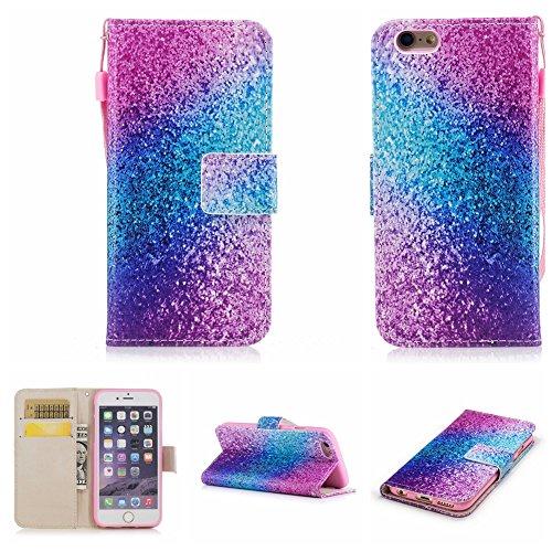 Nancen Apple iPhone 6 / 6S (4,7 Zoll) Hülle , Magnetverschluss Standfunktion Brieftasche und Karten Slot , Taschen & Schalen (Die Türkei Geldbörse)