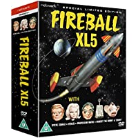 Fireball XL5 The Complete Series on DVD