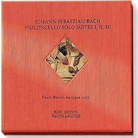 Suite No. I in G major for Solo Cello, BWV 1007: 4. Sarabande