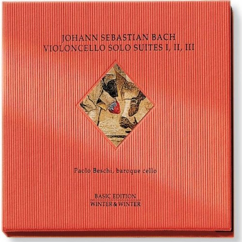 Suite No. II in D minor for Solo Cello, BWV 1008: 5. Menuett I