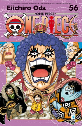 One piece. New edition: 56 One piece. New edition: 56 61g23VxXKsL