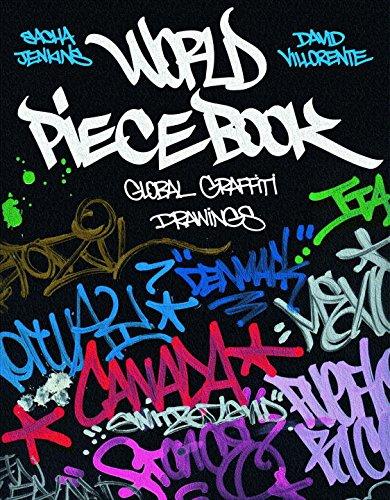World Piecebook: Global Graffiti Drawing...