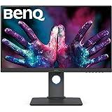 BenQ 27-inch DesignVue Designer IPS Monitor, 4K UHD 2160p, 100% sRGB, HDR10, AQCOLOR Technology, Darkroom, Animation…
