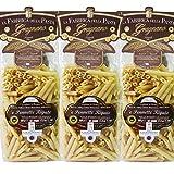 Original italienische Pasta Pennette Rigate di Gragnano IGP Angebot 3X500g