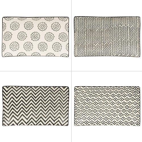 TABLE PASSION - Plateaux rectangle Le cap (1 modèle Aléatoire)