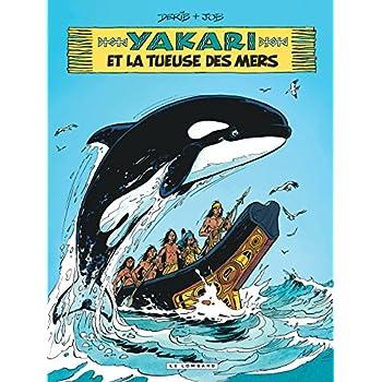 Yakari - tome 38 - La Tueuse des mers