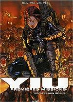 Yiu, premières missions, Tome 5 - Exfiltration Geisha de Téhy