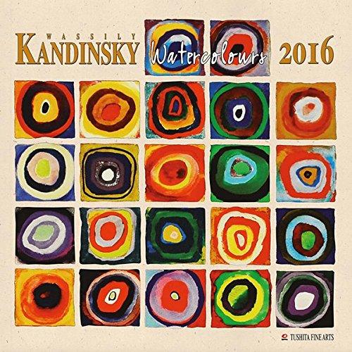 Kandinsky Watercolours 2016 (Tushita Fine Arts)