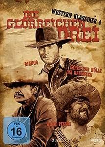 Die glorreichen Drei - Western Klassiker 4