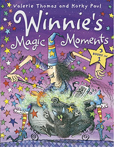 Winnie Magic Moments (Winnie The Witch)