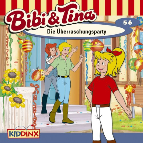 Bibi und Tina: Die Überraschungsparty