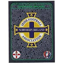 Panini EURO 2016 France - Sticker #240 (Nordirland, Wappen)