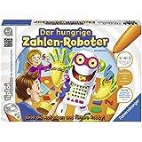 """Ravensburger 00706 - tiptoi Spiel """"Der hungrige Zahlen-Roboter"""""""