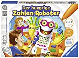 """Ravensburger tiptoi Spiel """"Der hungrige Zahlen-Roboter"""" - 00706"""