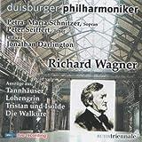 Richard Wagner: Auszüge aus Tannhäuser, Lohengrin, Tristan und Isolde & Die Walküre