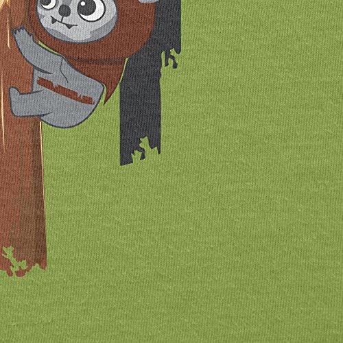 TEXLAB - Ewok Community - Damen T-Shirt Kiwi