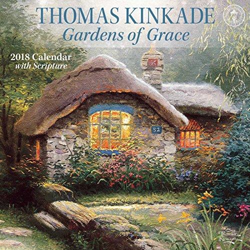 Thomas Kinkade Gardens of Grace with Scr...