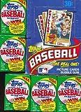 Topps 1984 Baseball Karten–Wachs Pack (1Pack von 15Karten + Stick Kaugummi)