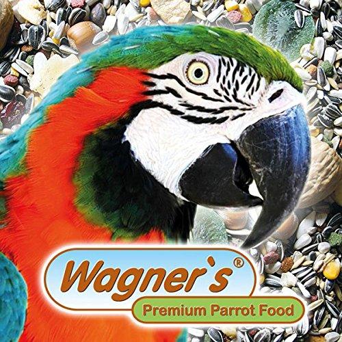 Wagner's | Wagner's Premium Futter für Aras - 2,5 kg Papageienfutter