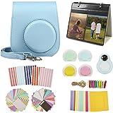 FUJI Instax mini 11 Case, MUZIRI KINOKOO mini 11 accessoires bundel voor Fujifilm Instax mini 11 beschermhoes met 8 handige a