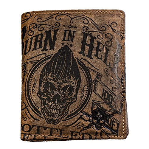 jack-s-inn-54-homme-cuir-bifold-portefeuille-grain-old-school-tattoo-cuir-bourse