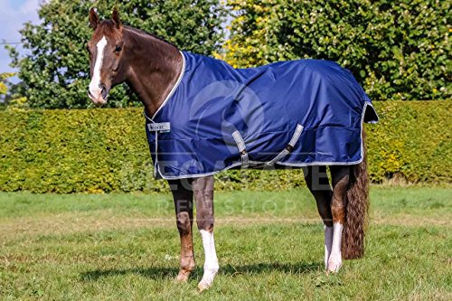 Bucas Freedom Turnout light HIGH Neck (135)