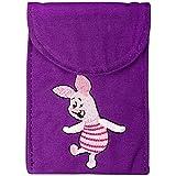 Disney DYPBPIGLET Universal Tasche für zugänglichen Handy-Modellen, Apple iPod Nano, Fotoapparaten Ultra Slim violet