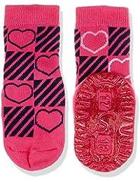 Sterntaler Baby-Mädchen Socken Fli Fli Air Herzen