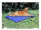 Black Manba Tappetino per Animali Domestici all'aperto Impermeabile Coperta per Animali Domestici Pieghevole Tappetino per Animali Domestici Morbido per Gatti/Gatti, 104 * 68cm Pet