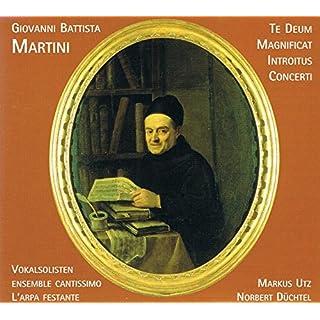 Te Deum/Magnificat/Introitus/Concerti