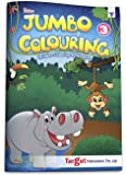 Blossom Jumbo Creative Colouring Book | 6 to 8 years old Children | Best Gift to Children for Painting, Coloring and…