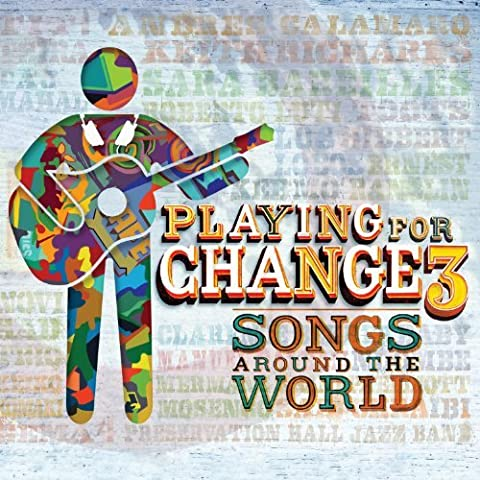PFC3: Songs Around The World [CD/DVD Combo] by Playing for Change