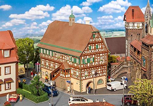 Faller H0 191728 Fachwerkhaus Sindelfingen, Miniaturwelten Bausatz 1:87