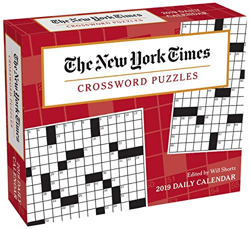 Epub eBooks New York Times Crossword Puzzles 2019 Day-to-Day Calendar