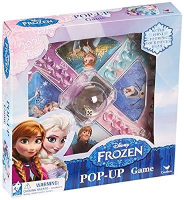 Disney Frozen Movie juguete–Pop Up familia juego de tablero–Anna y elsap de Disney