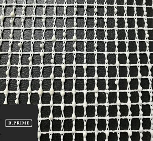 B.PRIME Antirutschmatte I Teppichunterlage I Teppichunterleger I Teppichunterlage I Rutschschutz für Teppich