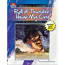 Roll of Thunder, Hear My Cry (Exploring Literature Teaching Unit) (English Edition)