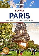 Pocket Paris - 6ed - Anglais de LONELY PLANET