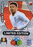 ENGLAND PANINI ADRENALYN XL England Adrenalyn XL 2018–Jesse Lingard Limited Edition Trading Card