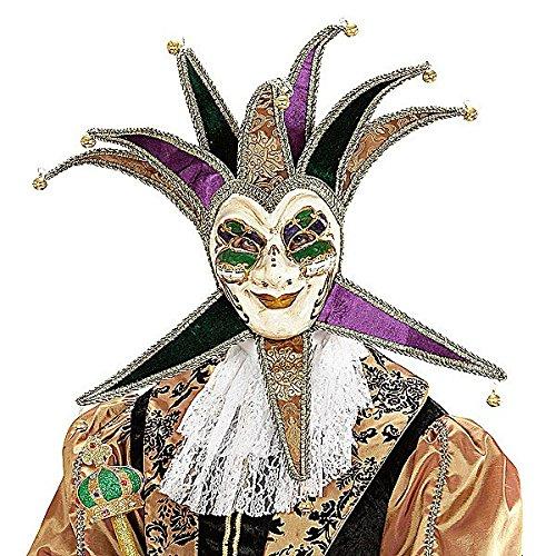 JOLLY JESTER MASK (Jester Maske)